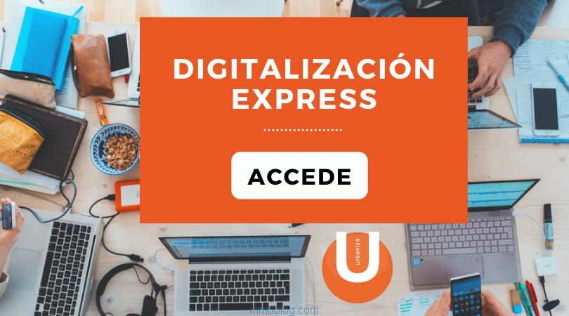 Digitalización express